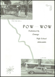 Page 5, 1959 Edition, Oswego High School - Pow Wow Yearbook (Oswego, KS) online yearbook collection