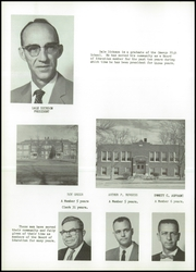 Page 8, 1959 Edition, Oswego High School - Pow Wow Yearbook (Oswego, KS) online yearbook collection