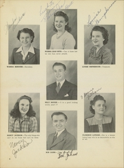 Page 10, 1944 Edition, Pleasanton High School - Hilltop Yearbook (Pleasanton, KS) online yearbook collection