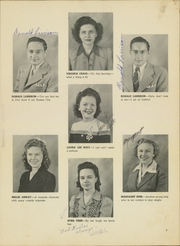 Page 11, 1944 Edition, Pleasanton High School - Hilltop Yearbook (Pleasanton, KS) online yearbook collection