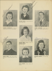 Page 13, 1944 Edition, Pleasanton High School - Hilltop Yearbook (Pleasanton, KS) online yearbook collection