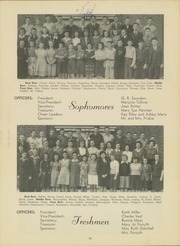 Page 17, 1944 Edition, Pleasanton High School - Hilltop Yearbook (Pleasanton, KS) online yearbook collection