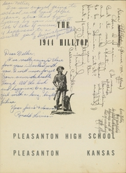 Page 5, 1944 Edition, Pleasanton High School - Hilltop Yearbook (Pleasanton, KS) online yearbook collection