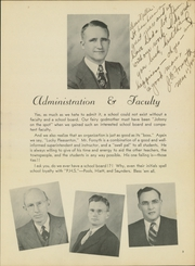 Page 7, 1944 Edition, Pleasanton High School - Hilltop Yearbook (Pleasanton, KS) online yearbook collection