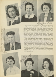 Page 8, 1944 Edition, Pleasanton High School - Hilltop Yearbook (Pleasanton, KS) online yearbook collection