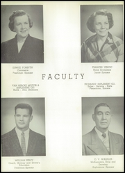 Page 12, 1958 Edition, Pleasanton High School - Hilltop Yearbook (Pleasanton, KS) online yearbook collection