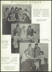 Page 14, 1958 Edition, Pleasanton High School - Hilltop Yearbook (Pleasanton, KS) online yearbook collection