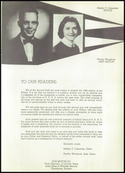 Page 15, 1958 Edition, Pleasanton High School - Hilltop Yearbook (Pleasanton, KS) online yearbook collection