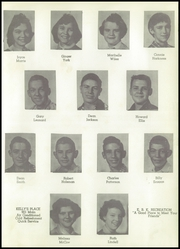 Page 17, 1958 Edition, Pleasanton High School - Hilltop Yearbook (Pleasanton, KS) online yearbook collection