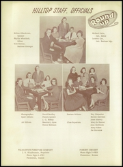 Page 12, 1959 Edition, Pleasanton High School - Hilltop Yearbook (Pleasanton, KS) online yearbook collection