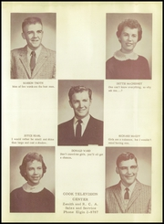 Page 17, 1959 Edition, Pleasanton High School - Hilltop Yearbook (Pleasanton, KS) online yearbook collection