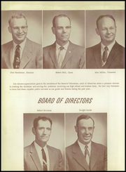 Page 8, 1959 Edition, Pleasanton High School - Hilltop Yearbook (Pleasanton, KS) online yearbook collection