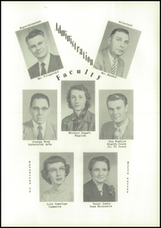 Page 13, 1955 Edition, Ellis High School - Railroader Yearbook (Ellis, KS) online yearbook collection