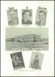 Page 9, 1955 Edition, Ellis High School - Railroader Yearbook (Ellis, KS) online yearbook collection