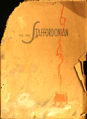1931 Edition, Stafford High School - Staffordonian Yearbook (Stafford, KS)