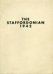 1942 Edition, Stafford High School - Staffordonian Yearbook (Stafford, KS)