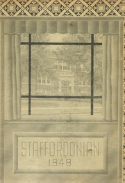 1948 Edition, Stafford High School - Staffordonian Yearbook (Stafford, KS)