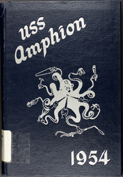 Page 1, 1954 Edition, Amphion (AR 13) - Naval Cruise Book online yearbook collection