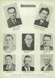 Page 10, 1951 Edition, Frontenac High School - Raider Yearbook (Frontenac, KS) online yearbook collection