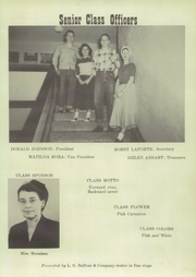 Page 13, 1951 Edition, Frontenac High School - Raider Yearbook (Frontenac, KS) online yearbook collection