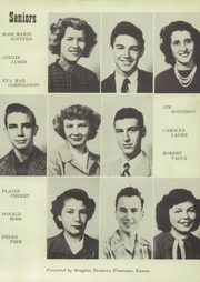 Page 15, 1951 Edition, Frontenac High School - Raider Yearbook (Frontenac, KS) online yearbook collection