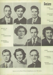 Page 16, 1951 Edition, Frontenac High School - Raider Yearbook (Frontenac, KS) online yearbook collection
