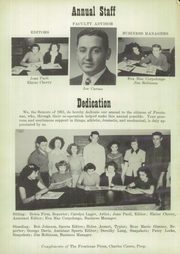 Page 6, 1951 Edition, Frontenac High School - Raider Yearbook (Frontenac, KS) online yearbook collection