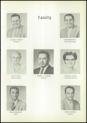 Page 13, 1955 Edition, Frontenac High School - Raider Yearbook (Frontenac, KS) online yearbook collection