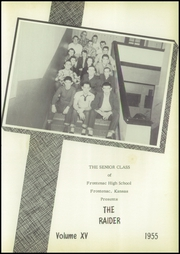 Page 7, 1955 Edition, Frontenac High School - Raider Yearbook (Frontenac, KS) online yearbook collection