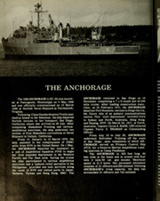 Page 6, 1972 Edition, Anchorage (LSD 36) - Naval Cruise Book online yearbook collection