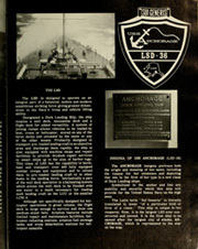 Page 7, 1972 Edition, Anchorage (LSD 36) - Naval Cruise Book online yearbook collection