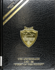 Anchorage (LSD 36) - Naval Cruise Book online yearbook collection, 1994 Edition, Page 1