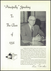 Page 11, 1958 Edition, Wathena High School - Wildcat Yearbook (Wathena, KS) online yearbook collection