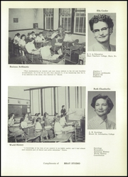 Page 17, 1958 Edition, Wathena High School - Wildcat Yearbook (Wathena, KS) online yearbook collection