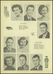 Page 10, 1951 Edition, Greeley County High School - Jack Rabbit Yearbook (Tribune, KS) online yearbook collection