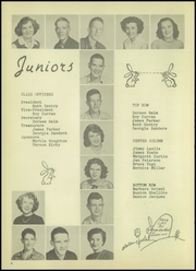 Page 12, 1951 Edition, Greeley County High School - Jack Rabbit Yearbook (Tribune, KS) online yearbook collection