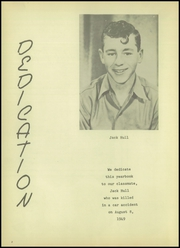 Page 6, 1951 Edition, Greeley County High School - Jack Rabbit Yearbook (Tribune, KS) online yearbook collection