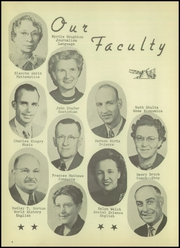 Page 8, 1951 Edition, Greeley County High School - Jack Rabbit Yearbook (Tribune, KS) online yearbook collection