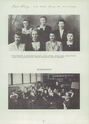 Page 11, 1944 Edition, Caldwell High School - Blue Jay Yearbook (Caldwell, KS) online yearbook collection