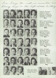 Page 14, 1944 Edition, Caldwell High School - Blue Jay Yearbook (Caldwell, KS) online yearbook collection