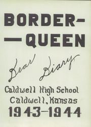 Page 3, 1944 Edition, Caldwell High School - Blue Jay Yearbook (Caldwell, KS) online yearbook collection