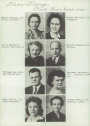 Page 8, 1944 Edition, Caldwell High School - Blue Jay Yearbook (Caldwell, KS) online yearbook collection