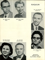 Page 10, 1958 Edition, Caldwell High School - Blue Jay Yearbook (Caldwell, KS) online yearbook collection