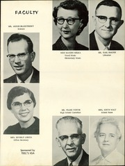 Page 11, 1958 Edition, Caldwell High School - Blue Jay Yearbook (Caldwell, KS) online yearbook collection