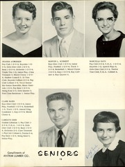 Page 15, 1958 Edition, Caldwell High School - Blue Jay Yearbook (Caldwell, KS) online yearbook collection