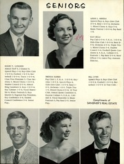 Page 16, 1958 Edition, Caldwell High School - Blue Jay Yearbook (Caldwell, KS) online yearbook collection