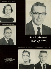 Page 5, 1958 Edition, Caldwell High School - Blue Jay Yearbook (Caldwell, KS) online yearbook collection