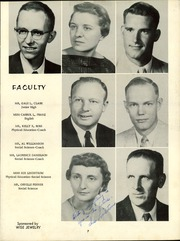 Page 9, 1958 Edition, Caldwell High School - Blue Jay Yearbook (Caldwell, KS) online yearbook collection
