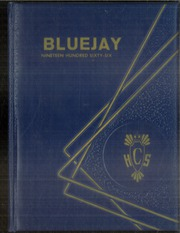 Page 1, 1966 Edition, Caldwell High School - Blue Jay Yearbook (Caldwell, KS) online yearbook collection