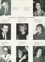 Page 11, 1966 Edition, Caldwell High School - Blue Jay Yearbook (Caldwell, KS) online yearbook collection